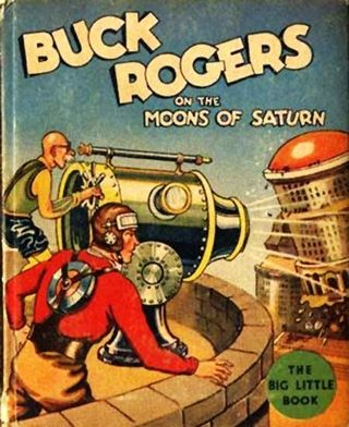 Buck Rogers Big Little Book 3
