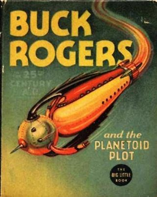 Buck Rogers Big Little Book 4
