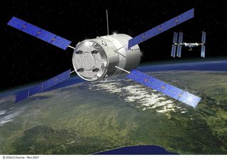 ATV-ISS