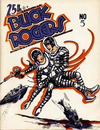 Buck Rogers Big Little Book 5